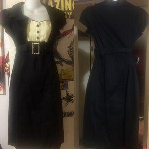 Lindy Bop 50's Style Secretary Dress...M